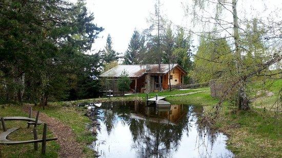 Hotel Berghofer: la baita nel parco