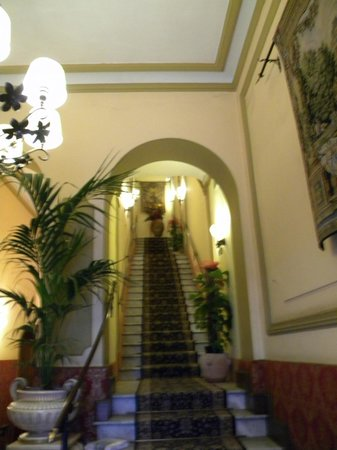 Residenza Antica Roma: Thank you for the little elevator.