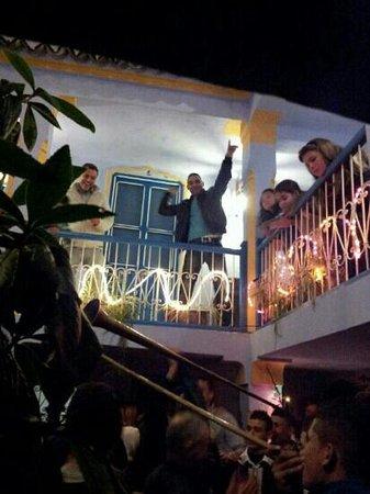 Hotel Dar Terrae : fiesta