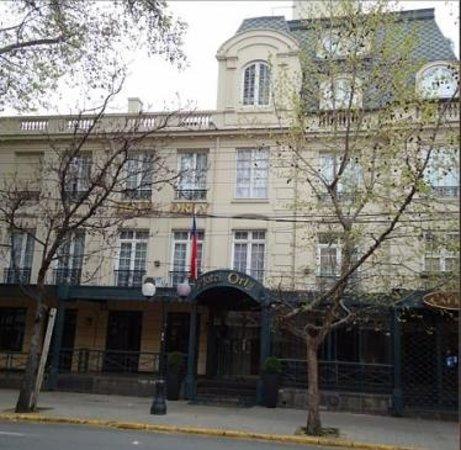Hotel Orly: Orly - Fachada