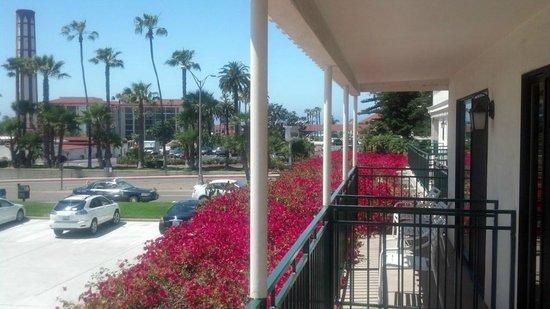 Glorietta Bay Inn: Beautiful colors