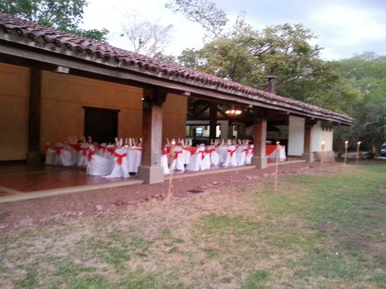 Hotel La Pacifica: Previo al evento...