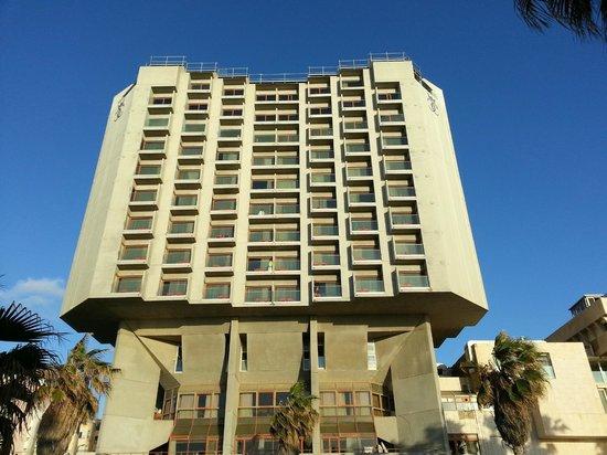 Carlton Tel Aviv: Vista dell'hotel