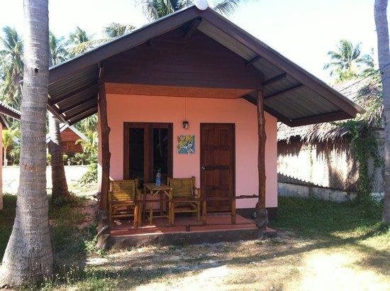 Isara Lanta Resort: Bungalow met Airco