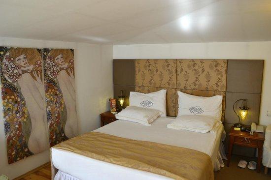 Garden House Istanbul: Room 501 Garden House