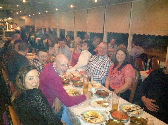 Ayr India: Banquet Dining - Friendly Affair