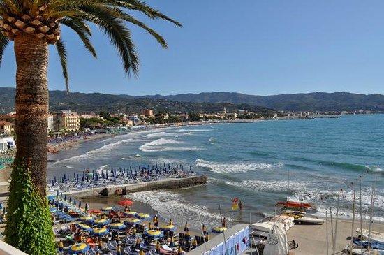 Hotel Golfo E Palme In Diano Marina Italien