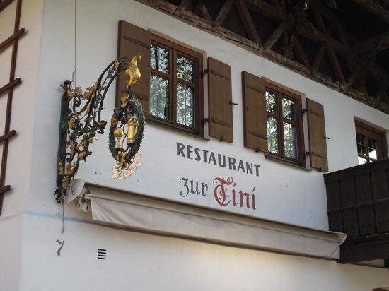 Hotel Garni Antonia: Recommended Restaurant