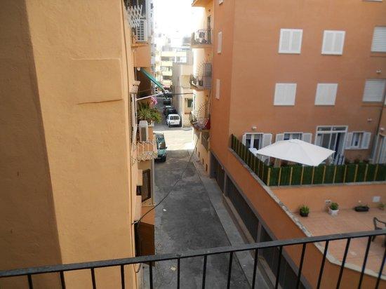 Salpi Hotel: view