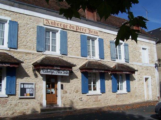 Auberge du Père Jean : hotel restaurant authentique