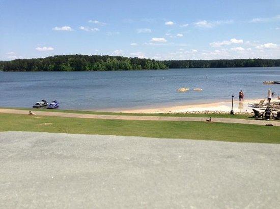 The Ritz-Carlton Reynolds, Lake Oconee: Beach/Lake