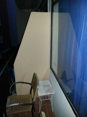 Salpi Hotel: balcony
