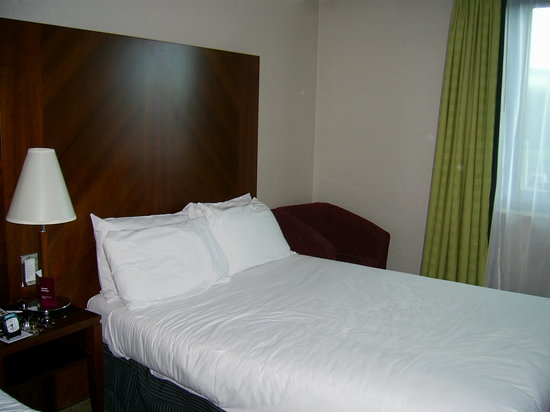 Crowne Plaza Hotel Birmingham NEC : Bedroom at Crown Plaza