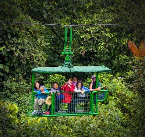 Rainforest Adventures Atlantic, Costa Rica