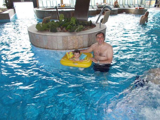 Raba 500: Another day out at one of the brilliant aqua parks - been to 3 different ones over the years and