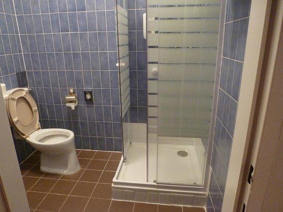 Salas De Baño Con Ducha:Ante sala de la habitación: fotografía de Altwienerhof, Viena