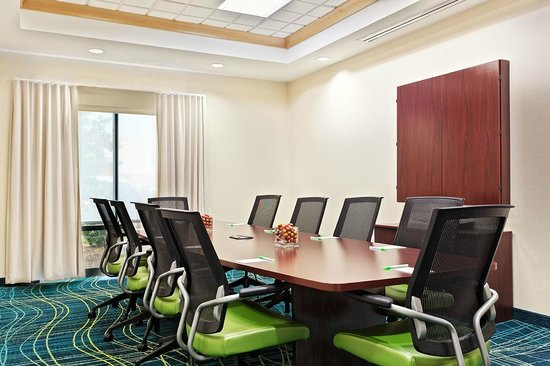 SpringHill Suites Knoxville at Turkey Creek: Boardroom