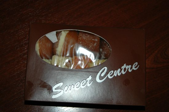Sweet Centre Restaurant : Indian Cakes from the Sweet Centre