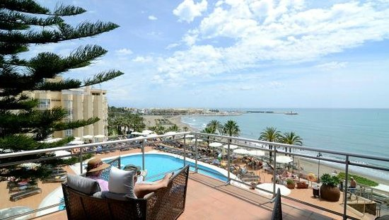 TUI Sensimar Riviera by MedPlaya: Chillout terrace