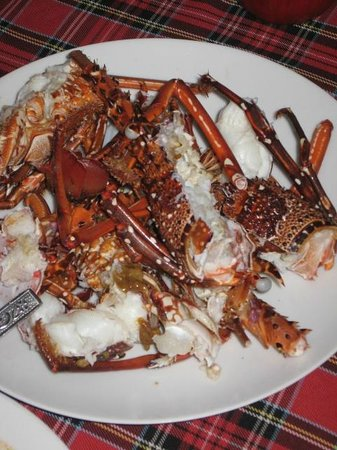 Chinese Globe Restaurant: Lobster