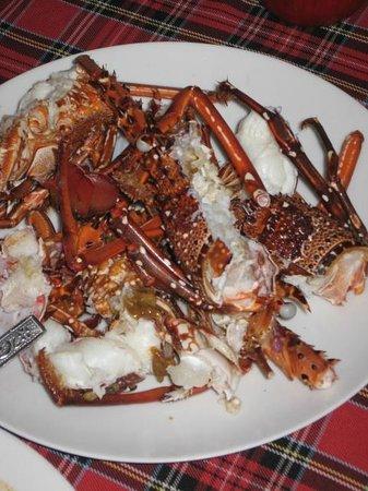Chinese Globe Restaurant: Lobster