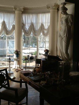 Marina Wilson Private Tours : Maria's lantern study, Pavlovsk Palace