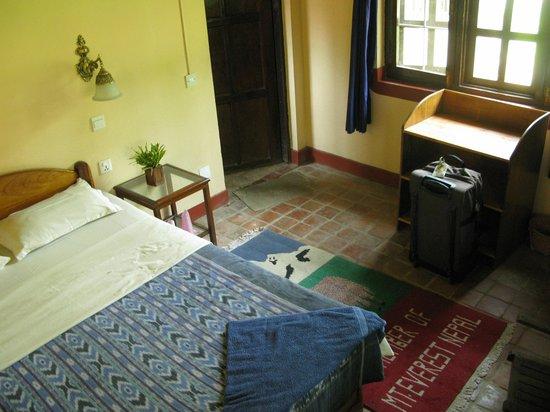 Royal Park Hotel: Room interior