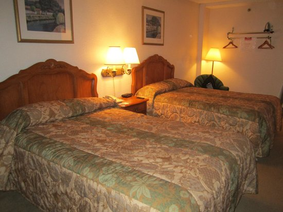 Econo Lodge Downtown : Room 1016