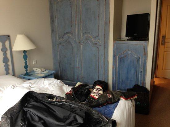 Hotel Le Suffren: chambre