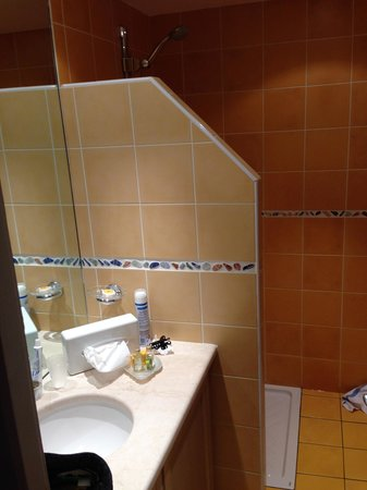 Hotel Le Suffren: salle de bain