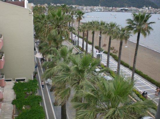 Anadolu Hotel: oda