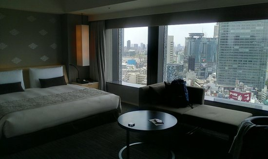 The Capitol Hotel Tokyu: Awesome room