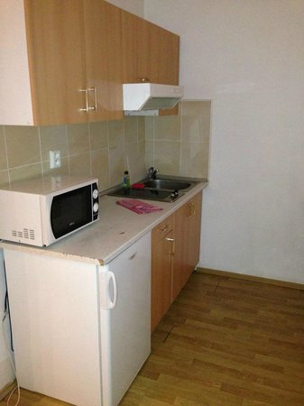ApartHotel Susa: Angolo cottura