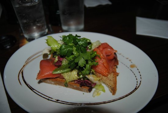 The Old Storehouse: Salmon