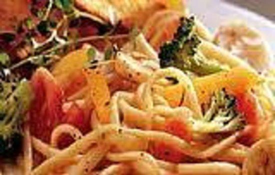 Cantina Don Domenico : MACALU. massa, camarões e lula....