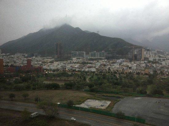 Novotel Monterrey Valle : Vistas