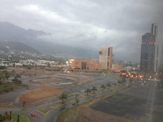 Novotel Monterrey Valle : Monterrey desde la hab 1307