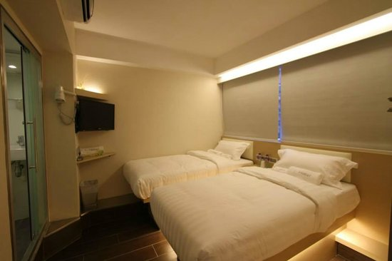 I-Hotel Limited: Twin Deluxe Room