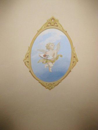 Hotel Novecento: nice fresco
