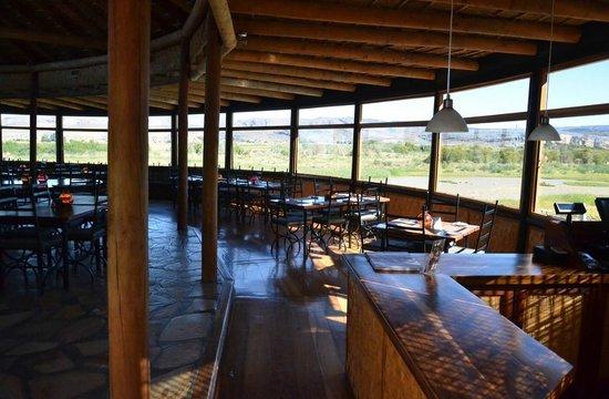 Felix Unite Camp Provenance: View of the Reataurant