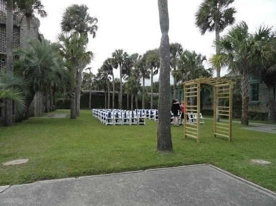 Atalaya Castle: What a wedding setting