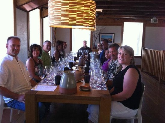 Vintner's Collective: Private tasting