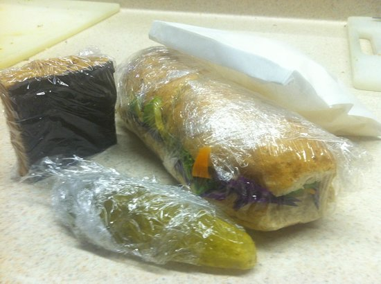 Phygg's Deli: Lunch to go