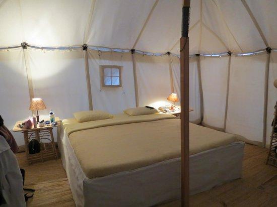 Marsa Shagra Village: royal tent 1