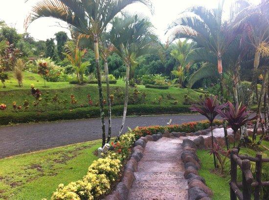 Los Lagos Hotel Spa & Resort: Off the beaten path...