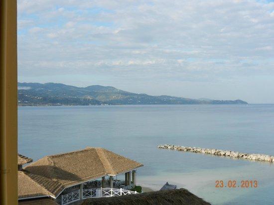 Sunscape Splash Montego Bay: view of Montego Bay from room