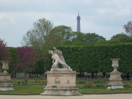 Mai 2013 picture of jardin des tuileries paris for Jardin des tuilerie