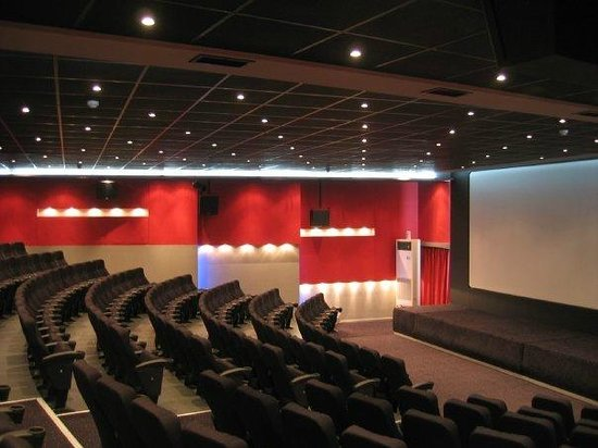 Villaggio 3d Cinema Santorini Greece Address Phone