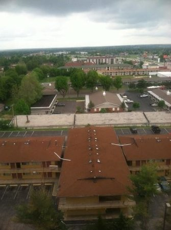 DoubleTree by Hilton Springfield: view from room