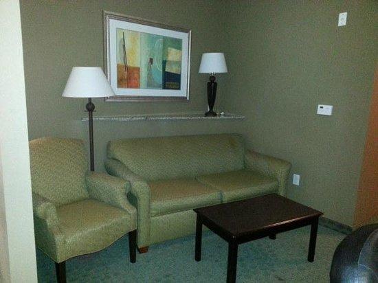 Comfort Suites Near Texas A&M-Corpus Christi: Sitting area
